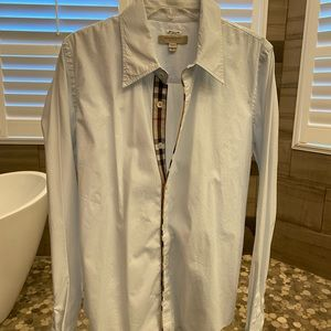 Burberry Button-Up